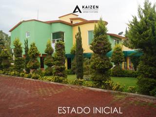 KAIZEN ARQUITECTURA Y CONSTRUCCION Rumah tinggal