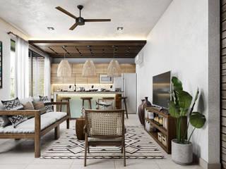 KAAN TULUM de Obed Clemente Arquitecto Tropical