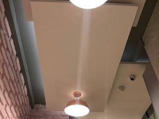 Espaços comerciais minimalistas por EA ARCHITECTURE & FURNITURE Minimalista