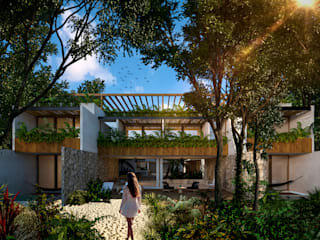 by Obed Clemente Arquitectura Tropical
