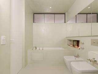 Fresh Mint Aura Modern style bathrooms by Vivante Modern