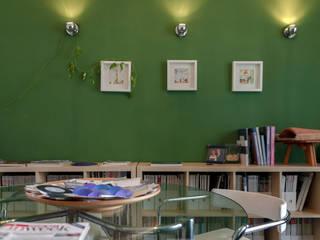 Full color study Studio moderno di Architetto Floriana Errico Moderno