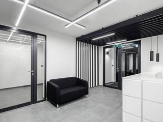Siedziba Karl Zeiss KOZIARSKI PRACOWNIA PROJEKTOWA Biurowce Aluminium/Cynk Czarny