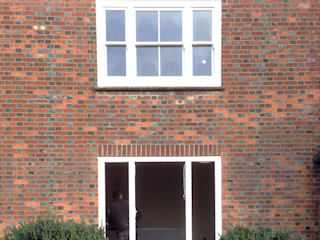 Replace Old Metal Casement Window With Venetian Sash Window Sash Window Specialist