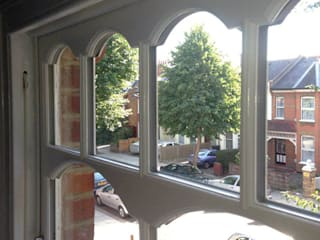 Edwardian Sash Window Restoration & Double Glazing Sash Window Specialist