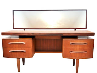 Mid Century Bedroom Dresser and Bedside Tables Andersbrowne Limited BedroomDressing tables Wood