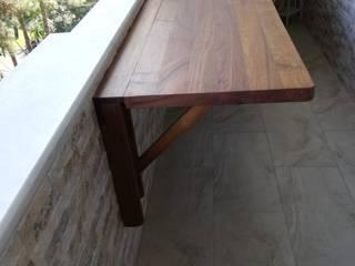 katlanabilir dış mekan masası Erdem Duşakabin Tasarım Atölyesi İskandinav