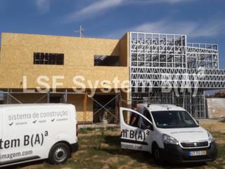 LSF System B(A)ª | AO6029 por URBIMAGEM - Sistemas de Arquitectura e Construção, Lda Minimalista