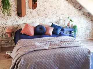 Wallpaper Inspiration for the Bedroom Oleh Mineheart Eklektik