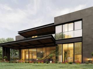 BHT Villa - Urla VERO CONCEPT MİMARLIK Modern