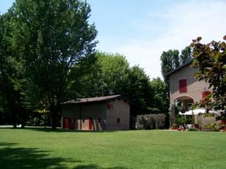 Simona Muzzi Architetto Casas rurales Ladrillos