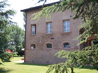 Simona Muzzi Architetto Country house Bricks
