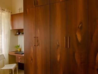 Modern Yatak Odası Ideation Design Modern Ahşap Ahşap rengi