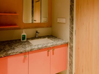 Modern Banyo Ideation Design Modern Yönlendirilmiş Yonga Levha