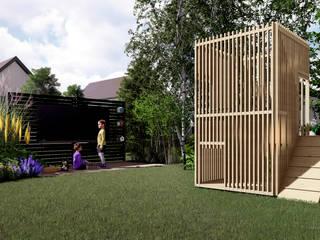 Niebiesko mi Małgorzata Marzewska - projektowanie ogrodów