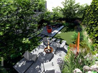 Ogród żywiołów Małgorzata Marzewska - projektowanie ogrodów