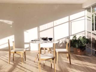 Salas de estilo minimalista de DOSA STUDIO Minimalista