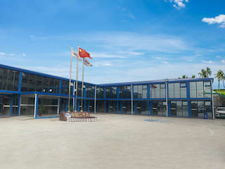 Suzhou Zhongnan Steel Structure Co., Ltd Casas ecológicas