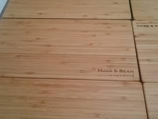 Bamboo Serving Boards - Mugg & Bean by Bamboo Warehouse