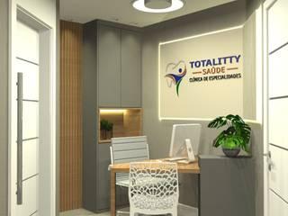 Modern clinics by LAM Arquitetura | Interiores Modern