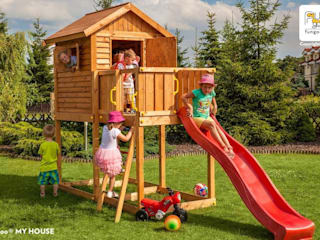 ONLYWOOD Garden Swings & play sets Kayu