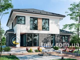 Проект двухэтажного дома TMV 12 от TMV Architecture company