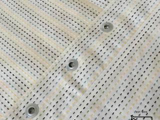 Cortinas para terraza Ballena Diseño Textil Balcones y terrazasAccesorios y decoración Textil Multicolor