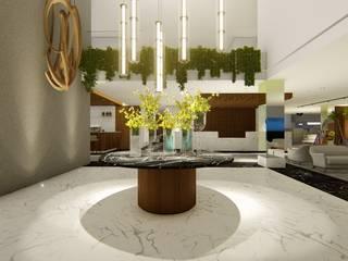 Arquitetura Sônia Beltrão & associados Hotels کنکریٹ White