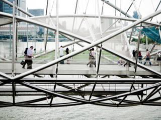 Custompix.de Photography by André Becker Stairs Iron/Steel Metallic/Silver