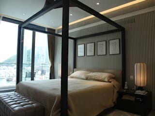 MARINELLA ( Hong Kong ) by design for life interiors limited Minimalist