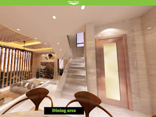 THE GREEN ( Hong Kong ) by design for life interiors limited Modern