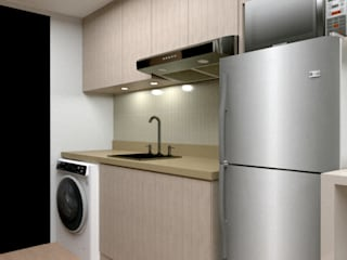 Making it Happen in Makati CIANO DESIGN CONCEPTS Kitchen