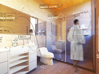 โดย Alexander Chivico & Architects โมเดิร์น