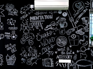 NUTRIDICTION - The Fitness Studio by The Insite Studio Minimalist