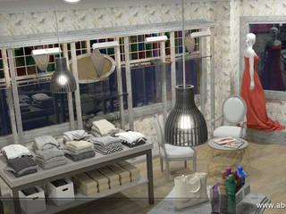 ABELLAN 3D Kantor & Toko Modern