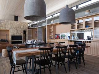 Casa PI Casas estilo moderno: ideas, arquitectura e imágenes de BGA Moderno