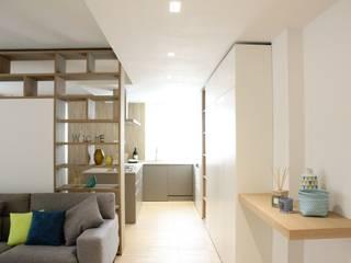 Casa Naturale Cucina moderna di OrBiTa - Architettura oltre lo spazio Moderno