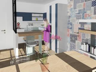 Modern kitchen by OrBiTa - Architettura oltre lo spazio Modern