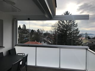de Schmidinger Wintergärten, Fenster & Verglasungen Moderno