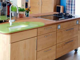 Mobile Kücheninsel Ausgefallene Küchen von Pfister Möbelwerkstatt GdbR Ausgefallen