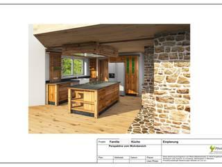 Küchenplanung von Pfister Möbelwerkstatt GdbR