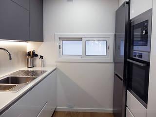 ACCESIBLE REFORMAS Dapur Modern White