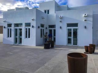 Hurrikansichere Fenster und Türen Blaurock GmbH Moderne Hotels