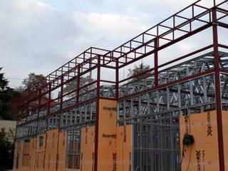 Ağır Çelik Yapılar BOTA YAPI Modern