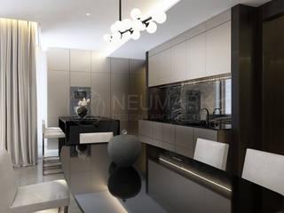 Апартаменты в Привилегии Кухня в стиле минимализм от Марина Анисович, студия NEUMARK Минимализм