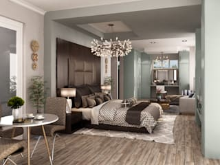 Interior 3D Renders by D3D Architectural Visualisation Modern