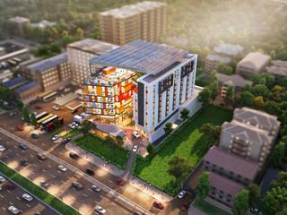 Aerial Site Plans   3D Renders by D3D Architectural Visualisation