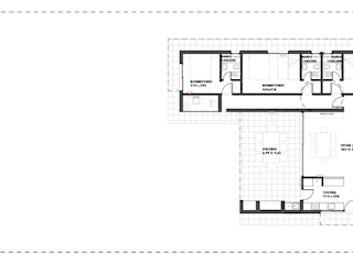 Casa SS386 de 2B Arquitectura Minimalista