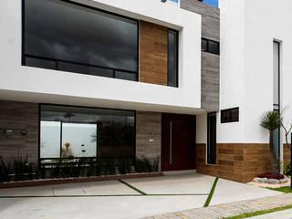 Minimalist houses by Zen Ambient Minimalist