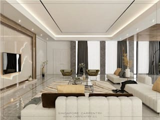 من Singapore Carpentry Interior Design Pte Ltd حداثي